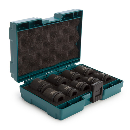 Makita D-41517 Impact Socket Set 1/2in Drive (9 Piece) - 3