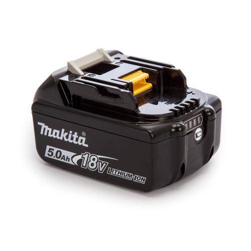 Makita BL1850B (197282-4) 18 Volt 5.0Ah Lithium-Ion Battery - 3