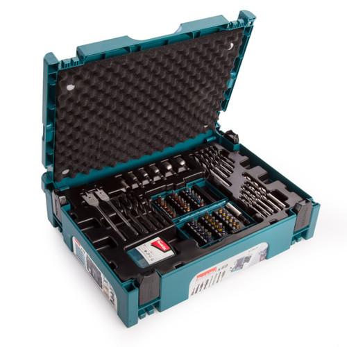 Makita B-49638 Drill & Bit Set in Makpac Connector Case Type 1 (69 Piece) - 3