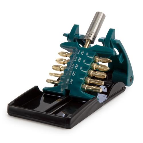Buy Makita B-28597 Impact Gold Screwdriver Bit Set (11 Piece) at Toolstop