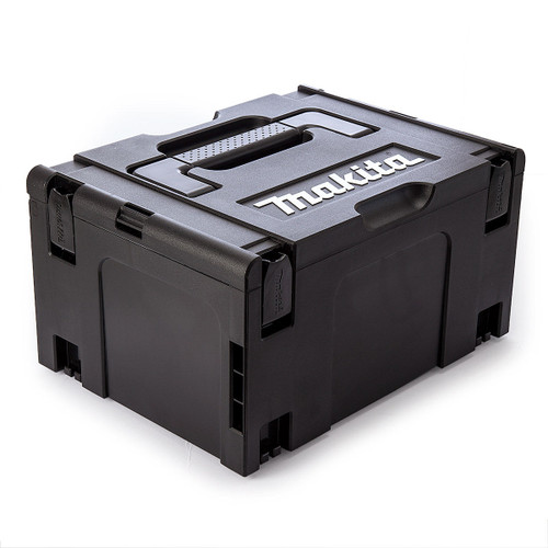 Makita 821551 Makpac Connector Case Type 3 in Black - 2