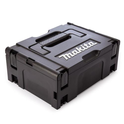 Makita 821550 Makpac Connector Case Type 2 in Black - 2