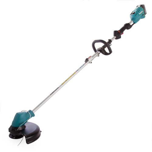 Makita DUR183L 18V Linetrimmer with Single Charger (2 x 3.0Ah Batteries) - 6