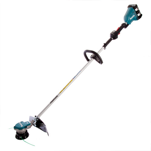 Makita DUR364L Twin 18V (36V) Line Trimmer with Single Charger (2 x 3.0Ah Batteries) - 8