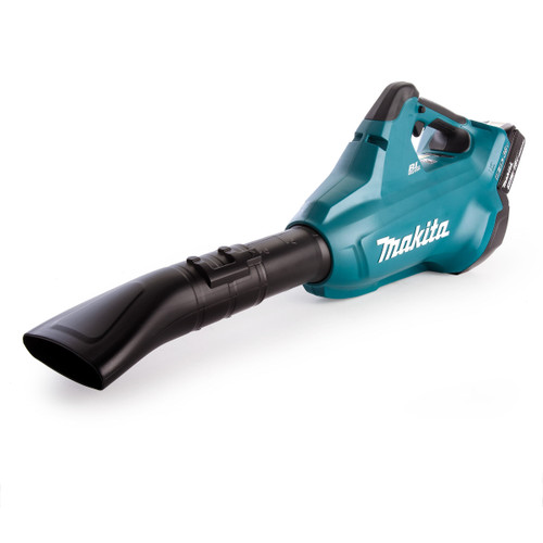 Makita DUB362 Twin 18V (36V) Blower with Twin Charger (2 x 3.0Ah Batteries) - 5