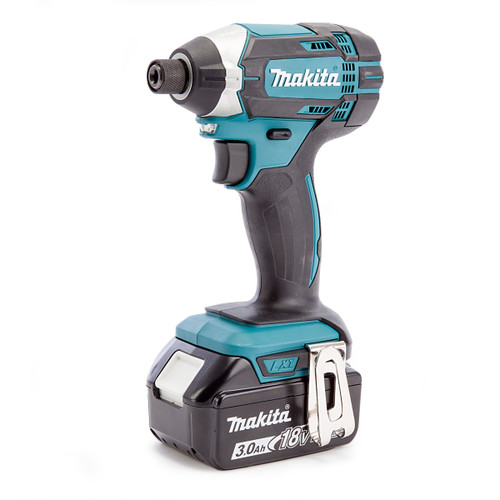 Makita DTD152 18V Cordless Impact Driver (1 x 3Ah Battery) - 3