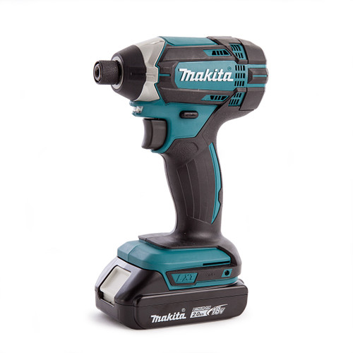 Makita DTD152 18V Cordless Impact Driver (1 x 2.0Ah + 1 x 4.0Ah Batteries) - 3