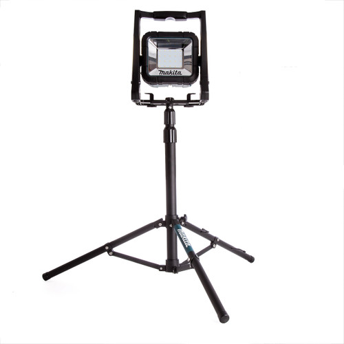 Makita DML805 Corded and Cordless LED Worklight 240V + Tripod Stand + Clamp - 7