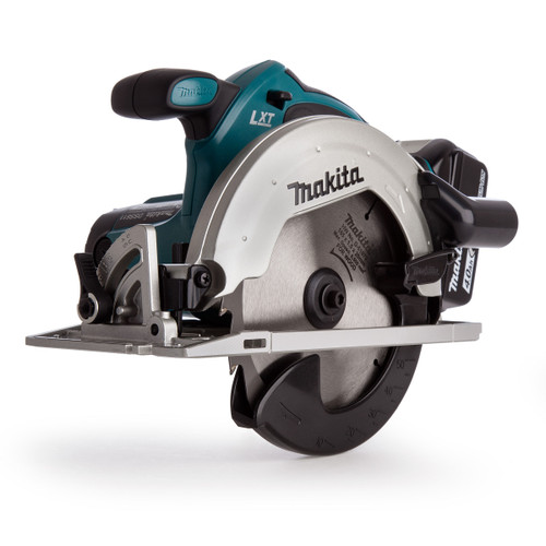 Makita DSS611 18V Circular Saw (1 x 4.0Ah Battery) - 5