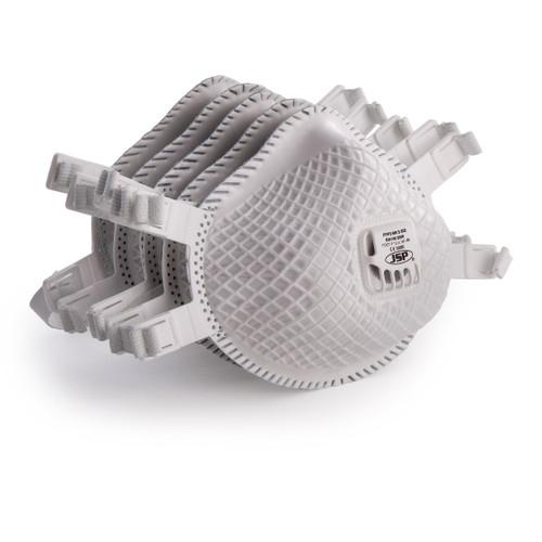 JSP BER130-001-000 Flexinet Mask FFP3 Valved (832) (Pack of 5) - 3