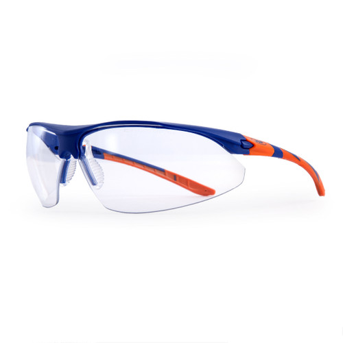 JSP ASA770-15N-800 Stealth 9000 Safety Spectacles - Clear K & N Rated - 2