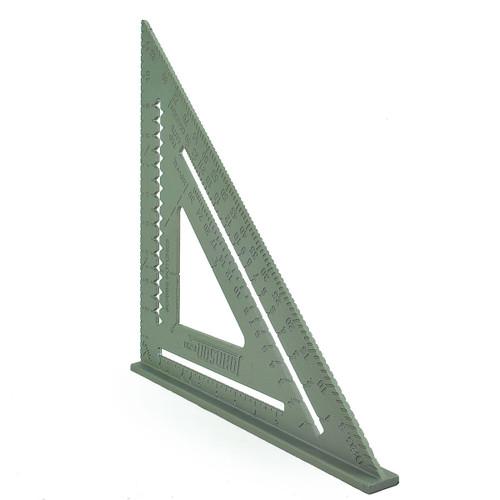 Johnson RAS-120 Professional Aluminium Rafter Angle Square 12in - 1