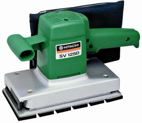 Buy Hitachi SV12SD 1/2 sheet Orbital Sander 240V at Toolstop