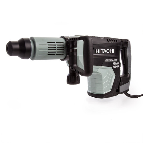 Hitachi H60MEY SDS-Max Demolition Hammer Low Vibration Brushless 1500W 240V - 4