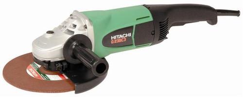 Buy Hitachi G23SC3 230mm Grinder 2300W 110V at Toolstop