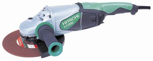 Buy Hitachi G23MR 230mm Grinder 2400W 110V at Toolstop