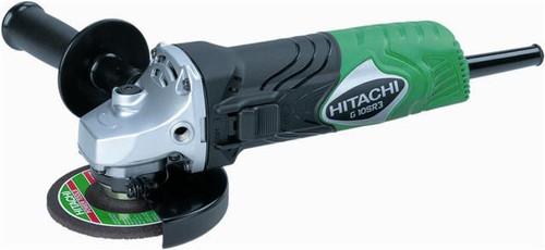 Buy Hitachi G10SR3 100mm Grinder 240V at Toolstop