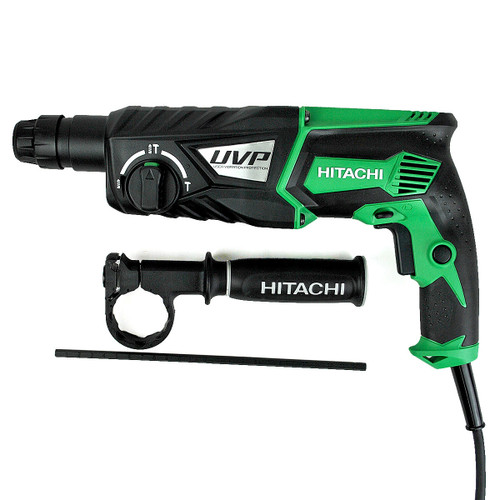 Hitachi DH28PX SDS+ Rotary Hammer Drill 28mm 110V - 1