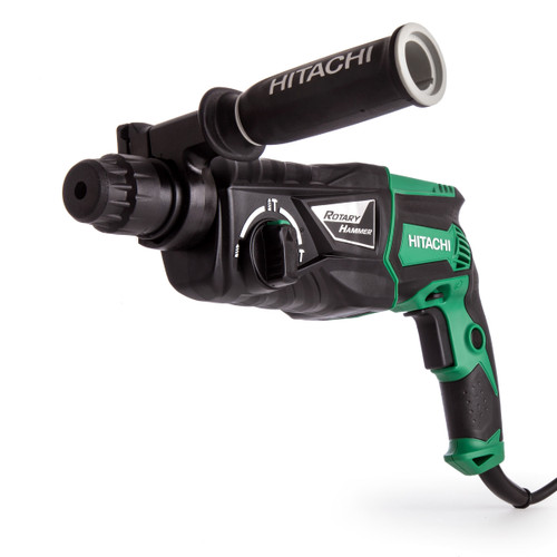 Hitachi DH26PX 26mm SDS+ Rotary Hammer Drill 110V - 6