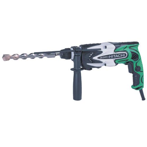 Buy Hitachi DH24PC3 SDS+ 3 Mode Hammer Drill 110V at Toolstop