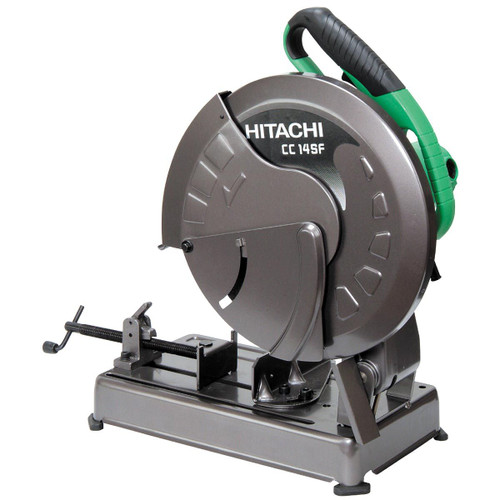 Buy Hitachi CC14SF Cut-off Saw with Quick Lock Vice 240V at Toolstop