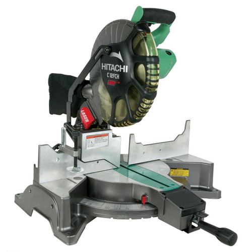 Buy Hitachi C12FCH 305mm Mitre Saw with Laser Marker 110V at Toolstop