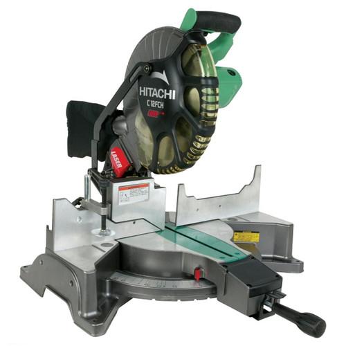 Buy Hitachi C12FCH 305mm Mitre Saw with Laser Marker 240V at Toolstop