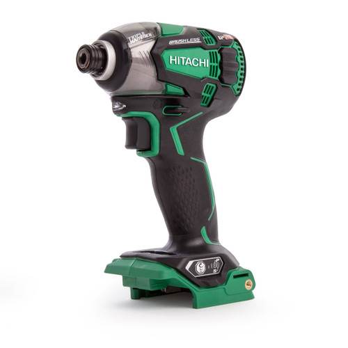 Hitachi WH18DBDL2/J4 18V Brushless Impact Driver (Body Only) - 3