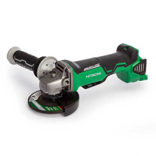Hitachi G 18DBAL 18V Brushless Angle Grinder 115mm (Body Only) - 4