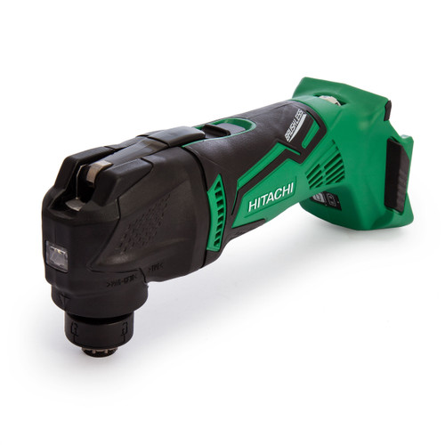 Hitachi CV18DBL Multi-Tool 18V Cordless Brushless with Accessories (Body Only) - 5