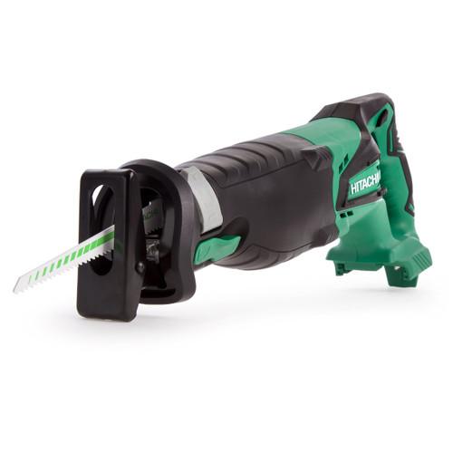 Hitachi CR18DGL/W4 18V Cordless Reciprocating Saw (Body Only) - 5