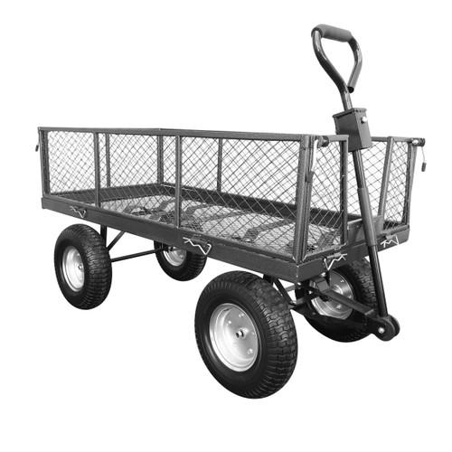 Handy THLGT Large Garden Trolley - Capacity 350kg / 770lb - 2