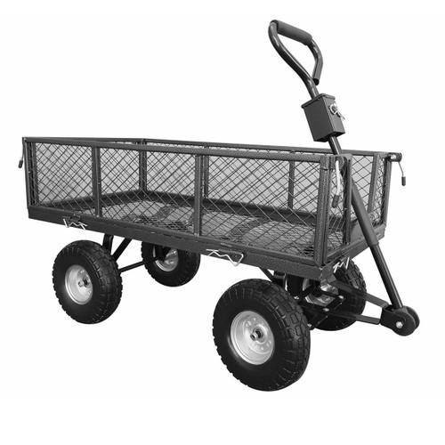 Buy Handy THGT Small Garden Trolley - Capacity 200kg / 440lb at Toolstop