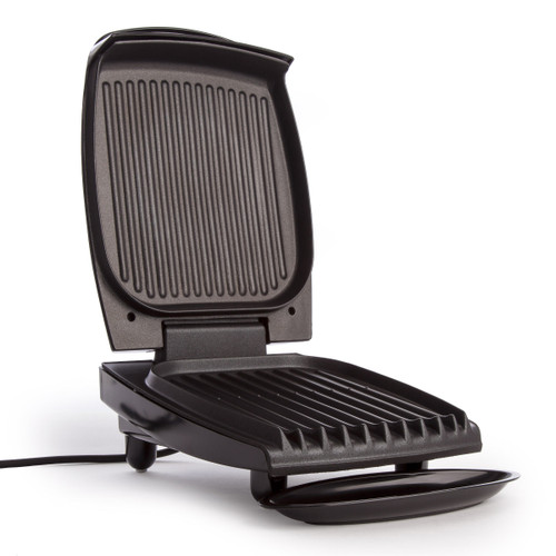 George Foreman 18471 Family Four Portion Grill - 3