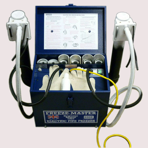 Freeze Master 690E Pipe Freezer 110V - 1