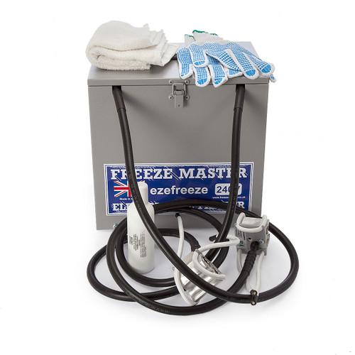 Freeze Master EZEFREEZE Electric Pipe Freezer 8-28mm 240V - 5