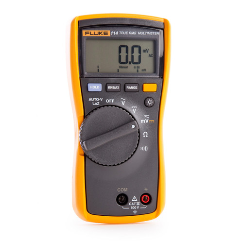 Fluke 114 Electrical Multimeter (2583552) - 3