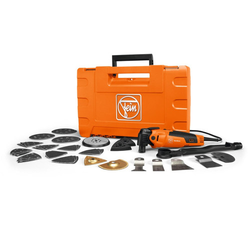 Fein FMM350Q MultiMaster Top Kit Plus Edition with Accessories 110V - 2