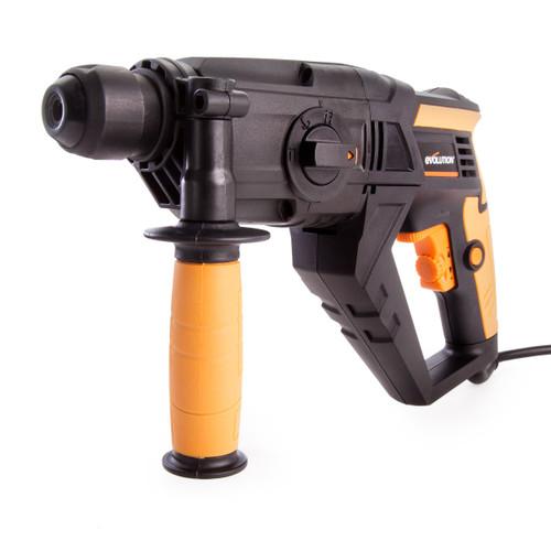 Evolution SDS4-800 Four Function SDS Hammer Drill 240V - 8