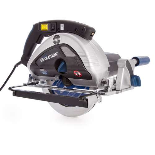 Evolution EVOSAW230 TCT Industrial Circular Saw 230mm / 9 Inch 110V - 8