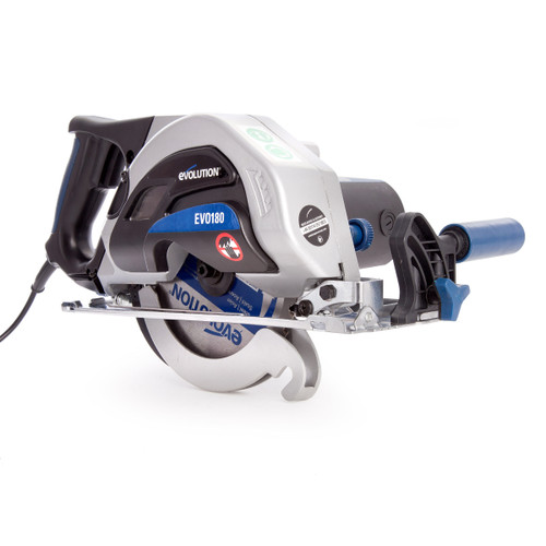 Evolution EVOSAW180HD Metal Cutting Circular Saw 180mm 110V - 10