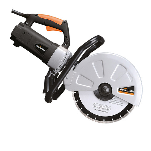 Evolution Electric Disc Cutter 12 Inch / 305mm 240V - 5