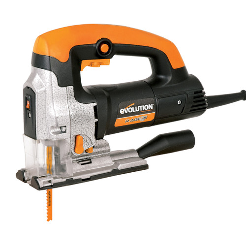 Evolution RAGE7-S Jigsaw with Variable Speed 710W 240V - 7