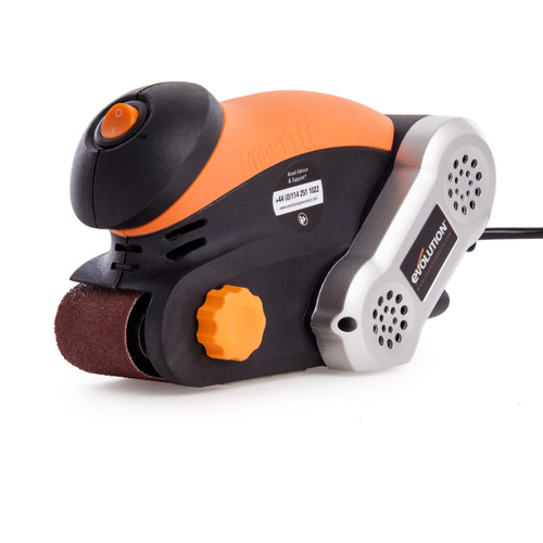 Evolution Mini Belt Sander 280W 240V - 10