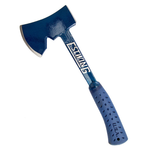 Estwing E6-25A Blue Campers Axe 14 Inch - 4