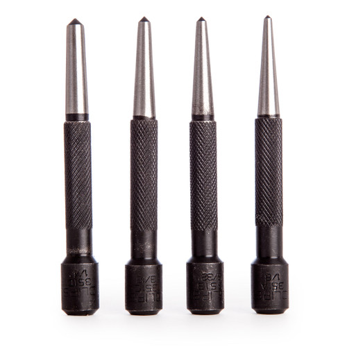 Eclipse 351W Centre Punch Set 4 Piece - 3