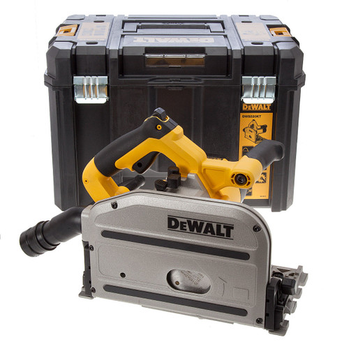 Dewalt DWS520KT Plunge Saw With TSTAK Box 240V - 8