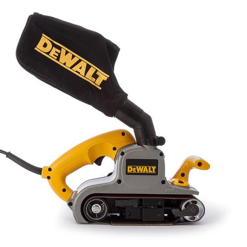 Dewalt DWP352VS 75mm Belt Sander 110V - 3