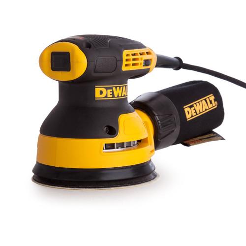 Dewalt DWE6423 Random Orbit Sander 125mm 110V - 6