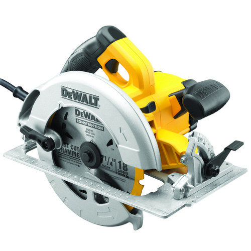 Dewalt DWE575K Circular Saw 190mm (67mm DOC) with Kitbox 110V - 2
